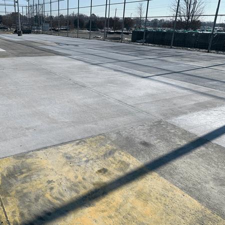 Lowe's-concrete